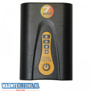 Gerbing 7 Volt 2200 batterij