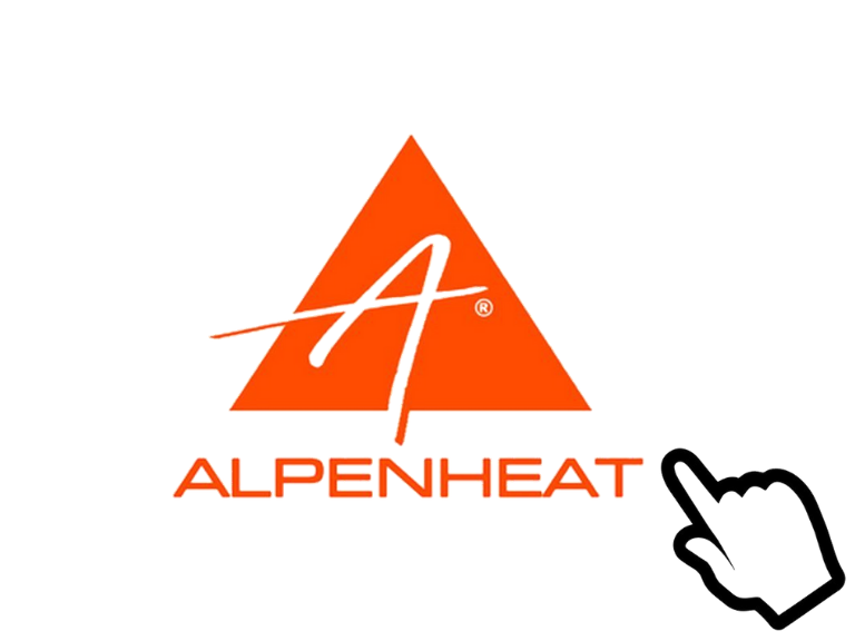 Alpenheat Button