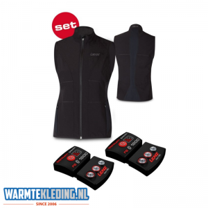 Lenz Heated Vest Women